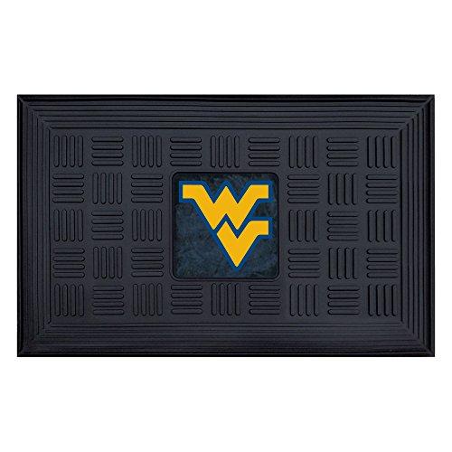 FANMATS NCAA West Virginia University Mountaineers Vinyl Doo