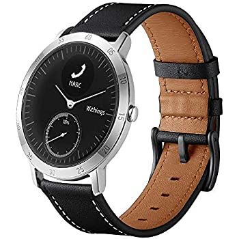 Amazon.com : Withings Steel HR Hybrid Smartwatch - Activity ...