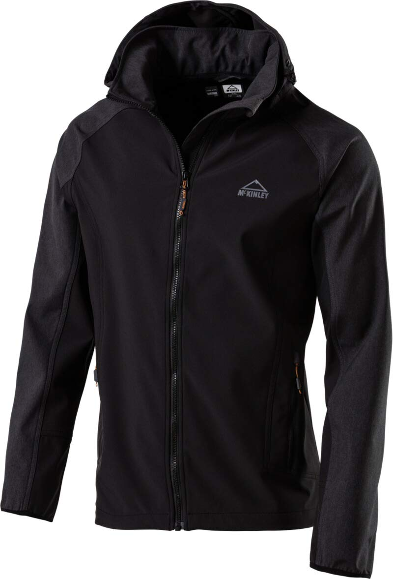 979fbd256 McKinley Trundle Softshell Jacket Men's Jacket, Men, 273504: Amazon ...