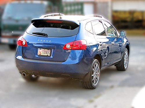 nissan rogue spoiler wing - 1