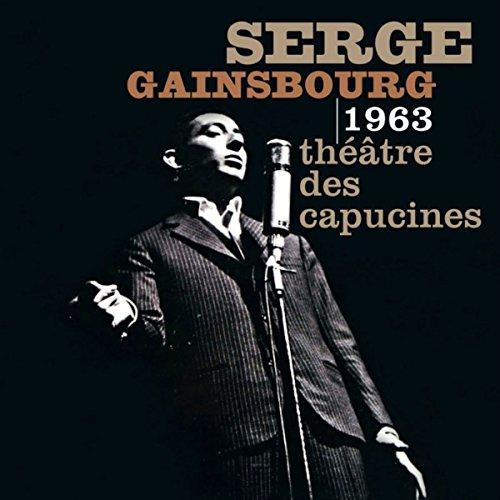 Vinilo : Serge Gainsbourg - Theatre Des Capucines (LP Vinyl)