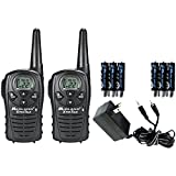 MIDLAND LXT118VP 18-Mile GMRS Radio Pair Value Pack with Charger & Rechargeable Batteries electronic consumer