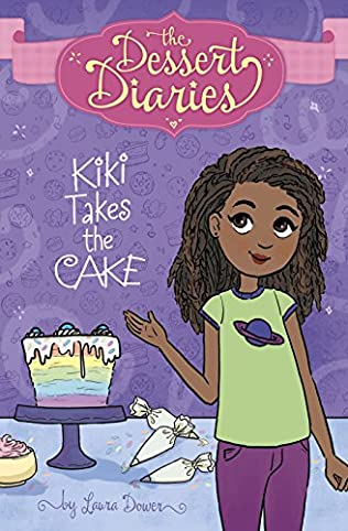 book cover of Kiki Takes the Cake