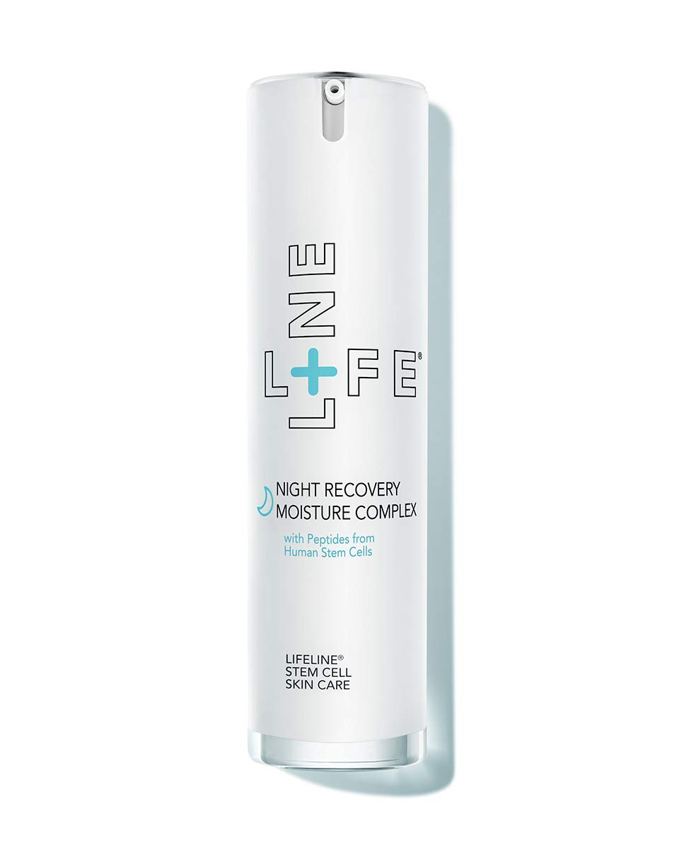 Lifeline Skincare Night Recovery Moisture Complex Reduces appearance of fine lines and wrinkles; slows the appearance of aging Visibly lifts, firms and tones