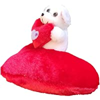 Soft Plush Teddy Bear Heart Stuffed Toy Gift Valentine Day