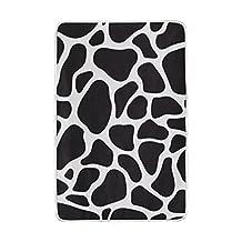 ALAZA Cozebra Giraffe Camouflage Blankets Lightweight Blanket for Adults Men Women Girls Kids Girls Boys Teens Extra Soft Polyester Fabric Super Warm Sofa Blanket Throw Size 60 x 90 Inch