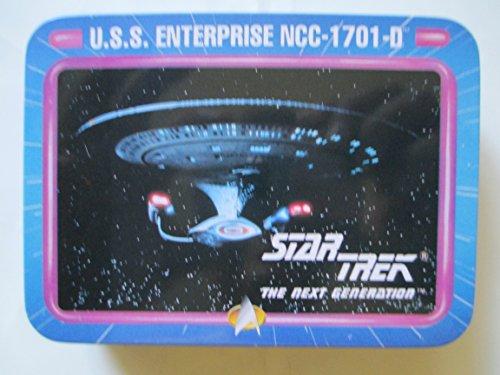 Star Trek Generation Playing Cards