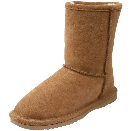 Tamarac Av Tofflor Internationella Womens Audrey Boot Kastanj