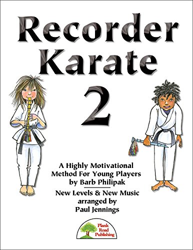 Recorder Karate 2 - Kit with CD (Recorders With Musical Book)