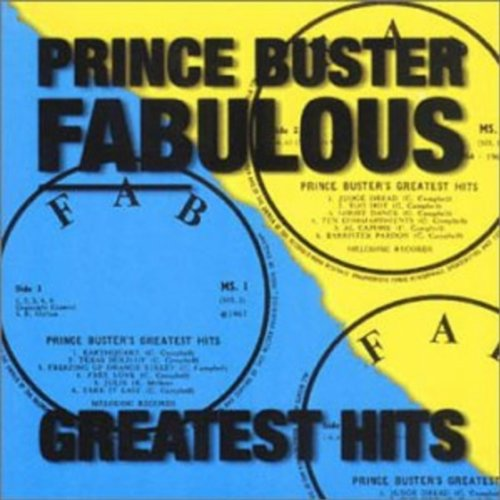 Prince Buster - Fabulous Greatest Hits [Diamond Range] by Diamond Range