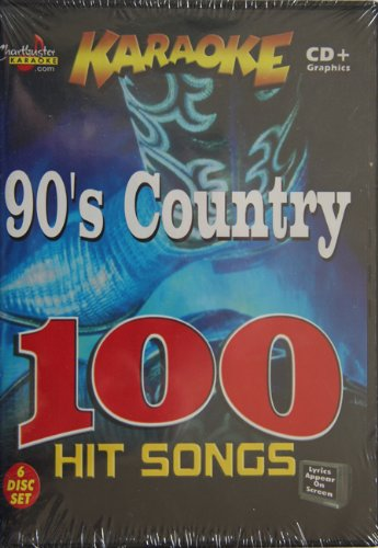 Chartbuster CDG Essential Plus ESP453 - 90's Country ()