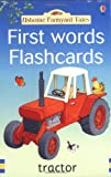 img - for Farmyard Tales First Words Flashcards book / textbook / text book