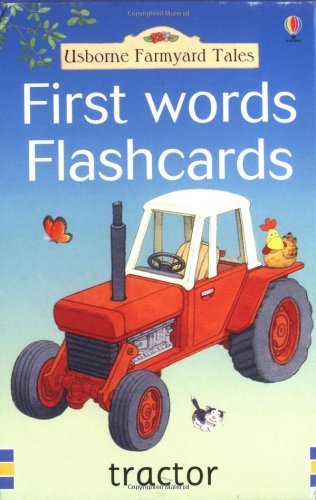 Download Farmyard Tales First Words Flashcards (Farmyard Tales Flashcards) pdf epub