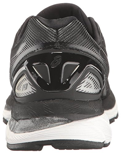 Running ASICS Silver Shoe 19 Onyx Womens Gel Black Nimbus wrPrIT