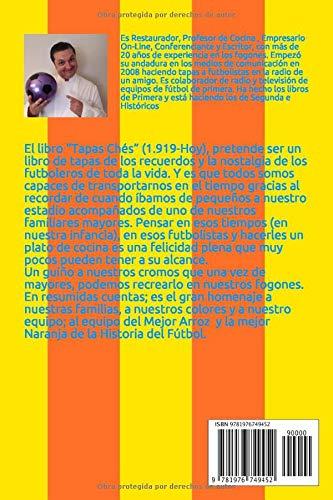Tapas Ches: Las Tapas a los mejores Futbolistas de la ...