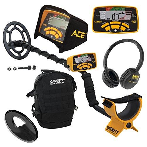 Garrett Ace 300 Spring Special with Free Garrett Sport Daypack