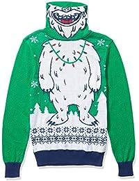 Men's Ugly Christmas Sweater Turtleneck