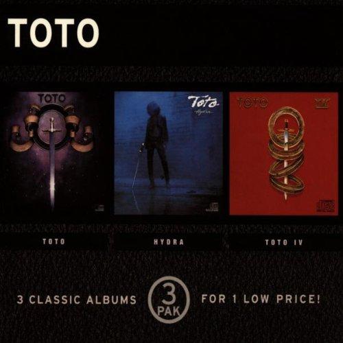 3 Pak: Toto / Hydra / Toto IV