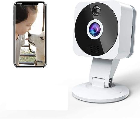 Opinión sobre Camara Vigilancia WiFi Interior Exterior, NIYPS HD 1080P Camara Vigilancia Bebe con Vision Nocturna, Audio de 2 Vías, Sensor Movimiento y Cloud, Camara IP para Bebe, Ancianos, Mascota Monitoreo