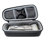 Hard Travel Case Bag for Braun Series 5 7 9 Men's Electric Foil Shaver Razor Trimmer 790cc 7865cc 9290cc 9090cc 5190cc 5050cc by VIVENS Review