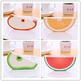 Pachira Macrocarpa 3D fruit Sticker Office Memo Self-Stick Note Scratch/Memo/Note Pad 4PCS