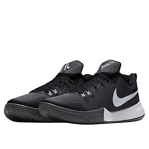Platinum Nike Black Grey Basketball Zoom Schuhe Ii Herren Pure Live Dark FqXrUF