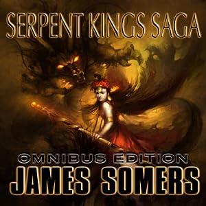 Serpent Kings Saga Audiobook