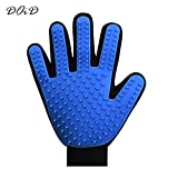 Pet Deshedding Grooming Hair Remover Glove And Massage Tool for Dogs & Cats with Long & Short Hair