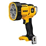 DEWALT 20V MAX LED Work Light, Pivoting Head (DCL043)