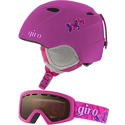 Giro Slingshot CP Kids Snow Helmet w/ Matching Goggles