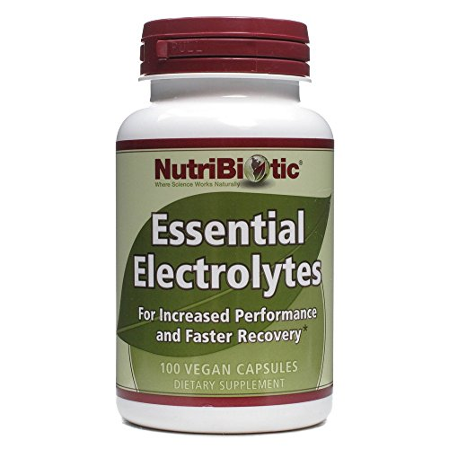 Nutribiotic Essential Electrolytes Caps Count