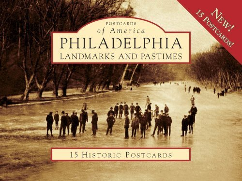 Philadelphia: Landmarks and Pastimes (Postcards of America: Pennsylvania) by Gus Spector (2009-02-09)