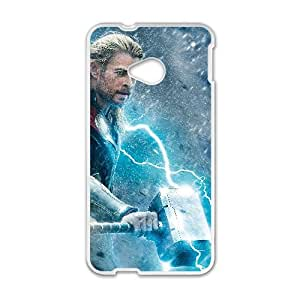 Thor HTC One M7 Cell Phone Case White MSY214601AEW