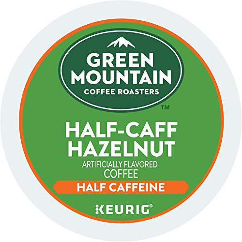 k cups green mountain half caff - 9