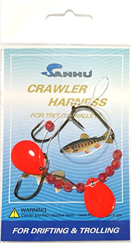 (Sanhu Crawler Harness - 10 Packs - Item #630)