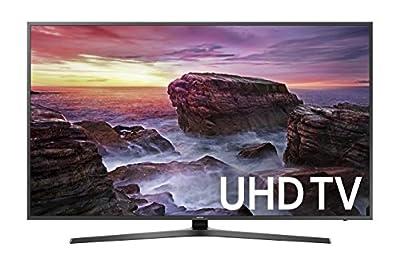 Samsung Electronics 4K Ultra HD Smart LED TV (Certified Refurbished)