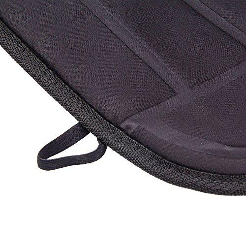 Zorvo Car Heated Seat Cushion Hot Cover Auto 12V Heat Heating Warmer Black
