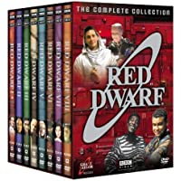 Red Dwarf: The Complete Collection (DVD)