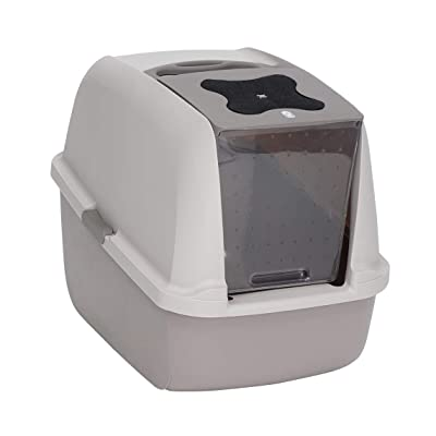 Catit Hooded Cat Litter Boxes
