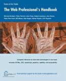 img - for Web Professionals Handbook book / textbook / text book