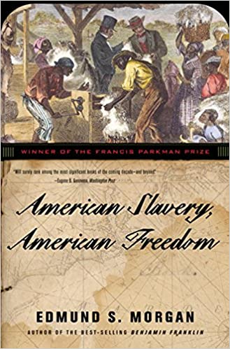 American slavery american freedom edmund s morgan american slavery american freedom reissue edition fandeluxe Images