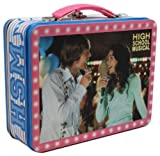 Blue High School Musical Troy and Gabriella Tin Lunch Box