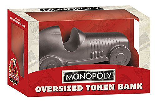 Monopoly Bank (USAopoly Monopoly: Oversized Car Token Bank)