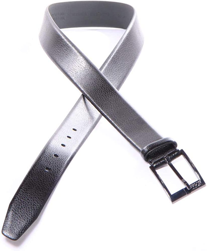 Hugo Boss Mens Elloy/_Sz35 Belts 100/% Cow skin Brand New