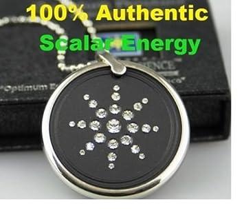Leistungsstarke Quantum Scalar-Energie-Anh/änger Bio Halskette Gleichgewicht Powe 149