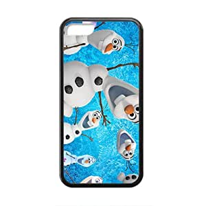 YYYT Cute Lovely Olaf Design Best Seller High Quality Phone Case For Iphone 5C