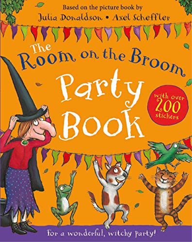 The Room on the Broom Party Book]()