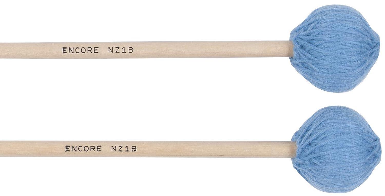 Encore Nancy Zeltsman NZ1B Hard Birch Marimba Mallets