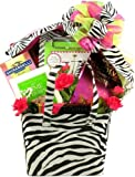 Wild and Cute Valentine's Day Gift Basket for Her