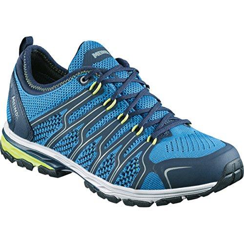 Meindl X-SO Wave GTX Gore TEX botas de senderismo botas de senderismo para hombre - azul